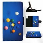 SNOOKER POOL TABLE BALLS 3 FLIP LEATHER PHONE CASE COVER FOR APPLE IPHONE £8.32 GBP on eBay