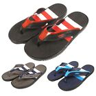 MENS FLIP FLOPS SANDALS BEACH SHOWER SUMMER TOE POST SHOWER SHOES 6 7 8 9 10 11