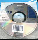 Canon Driver   utilities Disc CD for printers and Scanners,  Pixma,  Image CLASS,