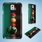 SNOOKER POOL TABLE BALLS 1 CASE FOR SAMSUNG GALAXY NOTE 2 3 4 5 8 9 $8.26 USD on eBay