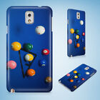 SNOOKER POOL TABLE BALLS 3 CASE FOR SAMSUNG GALAXY NOTE 2 3 4 5 8 EDGE $8.81 USD on eBay