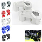 """1 1/8"""" 28mm CNC Motorcycle HandleBar Risers For BMW R1200GS Adventure 2006-2013"""