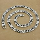 "316L Stainless Steel 18"" ~ 36"" Mens Biker Rocker Necklace Chain 5A023ND"