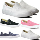Ladies Converse All Star Comfort Slip On Girls Womens Trainers Canvas Sneakers