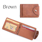 New Fashion Men's Leather Wallet Money Pockets Credit Card Holder Purse Gifts