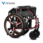 20km Distance Range Electric Wheelchair Power Foldable Lightweight Disabled Seat
