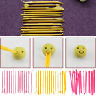New 14pcs Mini Plastic Crafts Clay Modeling Tool for Shaping and Sculpting image