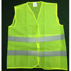 Safety Security Visibility Reflective Vest for Construction, Traffic, Warehouse