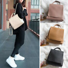 Women's Faux Leather Small Backpack Rucksack Daypack Travel Bag Purse Satchel