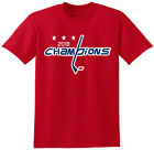 Washington Capitals 2018 Stanley Cup Champions Alexander Ovechkin T-Shirt