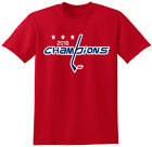 Washington Capitals 2018 Stanley Cup Champions Alexander Ovechkin T-Shirt $18.99 USD on eBay
