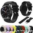 US Silicone Sport Band Wrist Strap Bracelet For SAMSUNG Gear S3 Frontier Watch d image