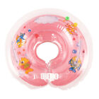 Baby Swimming Neck Float Infant Bath Ring Inflatable Safety Aids 0-18 Months