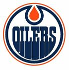 Edmonton Oilers Sticker Decal S173 Hockey YOU CHOOSE SIZE $1.45 USD on eBay