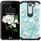 LG K7 / Tribute 5 / Treasure LTE / Escape 3 Case Phone Cover Colorful Design USA