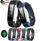 AU Fitness Activity Tracker Health Heart Rate Monitor Smart Watch Fitbit Style