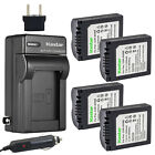 Kastar Battery AC Charger for Panasonic CGA-S006e CGR-S006 CGR-S006e DMW-BMA7