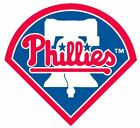Philadelphia Phillies Sticker Decal S217 Baseball YOU CHOOSE SIZE on Ebay