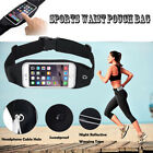 Waterproof Case Bag Sports Jog Running Belt Waist Pack For iPhone X/8/7/6s/Plus