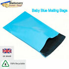 BABY BLUE Mailing Bags 10