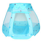 Lovely Girls Pink Tent Infant Baby Kids Play Tent Indoor Outdoor Child Toys