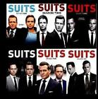 suits new series - Suits: The Complete Series Seasons 1-6 7 Complete DVD Set Season 1 2 3 4 5 6 New