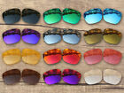 Vonxyz 20 Color Choices Replacement Lenses for-Electric Knoxville XL Sunglasses