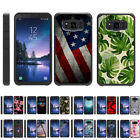 For Samsung Galaxy S8 Active G892 Half-breed Dual Layer Protective Slim Case