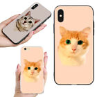 sale for iphone 4s - Cute Cat Protective Cover Case for iPhone X 7/8 Plus 6/6S 5/5S/SE 4/4S Hot Sale