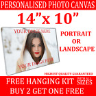 Framed Personalised picture your Photo to Canvas Print Printing READY TO HANG <br/> Your photo on Canvas PURCHASE 3 GET CHEAPEST ONE FREE