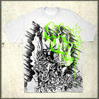 Silver Star Power To The Pump Statue of Liberty Mens T-Shirt Green White XXL NEW
