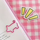 Внешний вид - Animals Pig Paper Bookmark Stationery Souvenir Collection Decoration Kids Gift