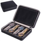 39CA1F4 Travel Display Case Watch Display Storage Box Watch Collector Organizer