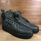 Nike SF AF1 Mid Sequoia Black Air Force One 917753 300 Multi Sizes FREE SHIPPING