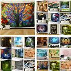 Kyпить US Stock Hippie Psychedlic Tapestry Room Wall Hanging Mandala Tapestry Decor на еВаy.соm
