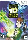 .Wii.' | '.Ben 10 Alien Force.