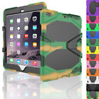 """For Apple iPad Pro 12.9"""" Heavy Duty Rugged Protective Luxury Stand Case Cover"""