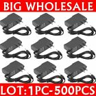 Lot 1~500X 5V 2A AC/DC 2.5mm Power Supply Adapter Converter Tablet Charger US MA