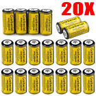 CR123A 16340 3.7V Li-Ion Rechargeable Batteries for Netgear Arlo Security Camera