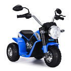 Kids Ride On Motorcycle 6V Toy Battery Powered Electric 3 Wheel Bicycle