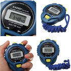 stopwatch sale - Digital LCD Stopwatch Chronograph Timer Counter Sports Alarm Tool Hot Sale