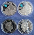 UK Commemorative £5 Pound Crown Coins, Encapsulated, AU & BU & Proof, Free Post
