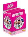 Panini LOL Surprise Stickers Collection Choose 10 25 50 packs or Box L.O.L