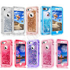 Glitter Liquid Defender Case Cover For Apple iPhone 6/7/8 Plus/XS MAX