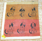 Handkerchief from the 50s Vintage Antique Thomas Meek Miller Zito NICE SELECTION