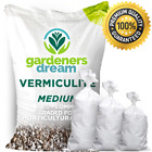 GardenersDream Premium Vermiculite Medium Grade | 0.2 - 0.6mm | Mixing Compost