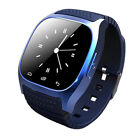 Bluetooth Waterproof Mate Wrist Smart Watch For Android Samsung^HTC iPhone  RU