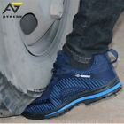 AtreGo Safety Shoes Men