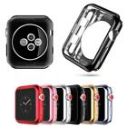 For Apple Watch Series 3 / 2 / 1 TPU Bumper iWatch Protector Case Cover 38/42mm