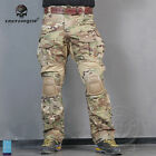 Emerson G3 Combat Pants w/ Knee Pads Tactical  New BDU Trousers MultiCam AssaultTactical Clothing - 177896